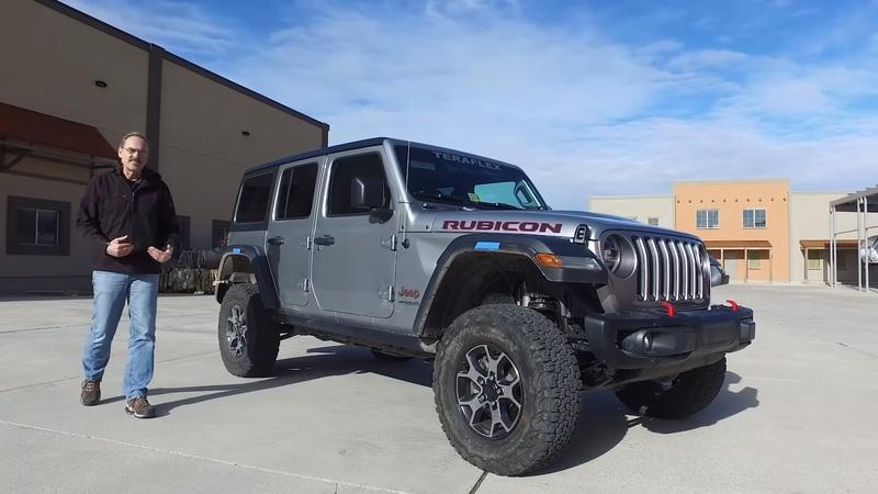 Video of the Day: Seeing the 2018 Jeep Wrangler Through Aftermarket Eyes