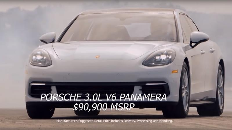 Video of the Day: Watch the Kia Stinger Level With the Panamara; Kick BMW's Ass