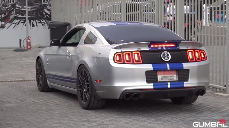 Video of the Day: 850HP Shelby GT500