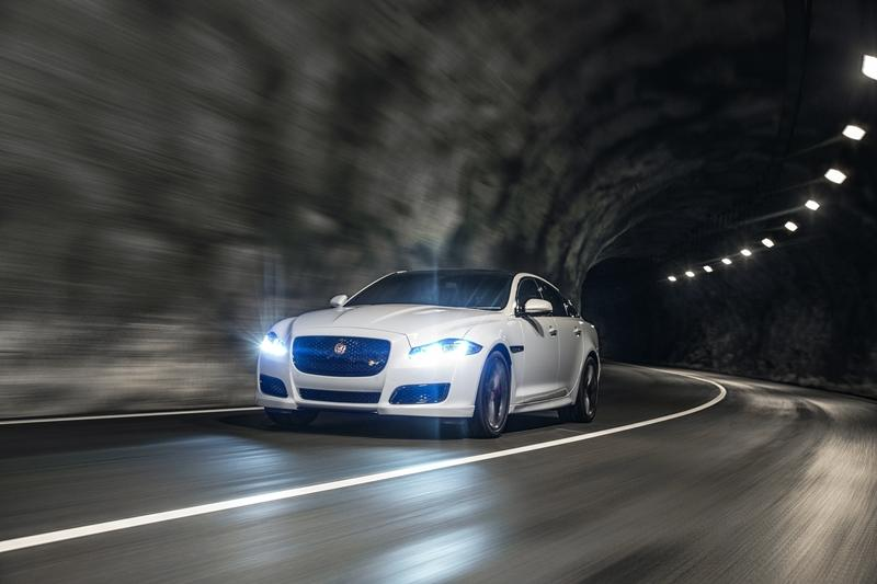 Watch Out Tesla - the Jaguar XJ Will Go All-Electric in 2019!