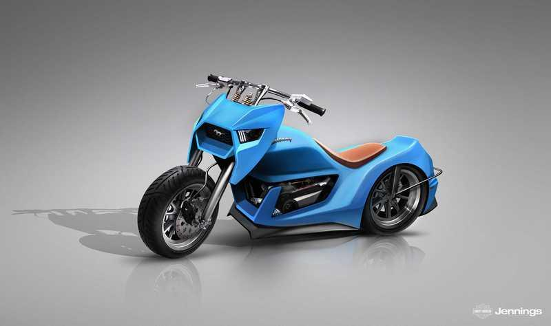 What if these car companies made motorcycles? Exterior - image 763492