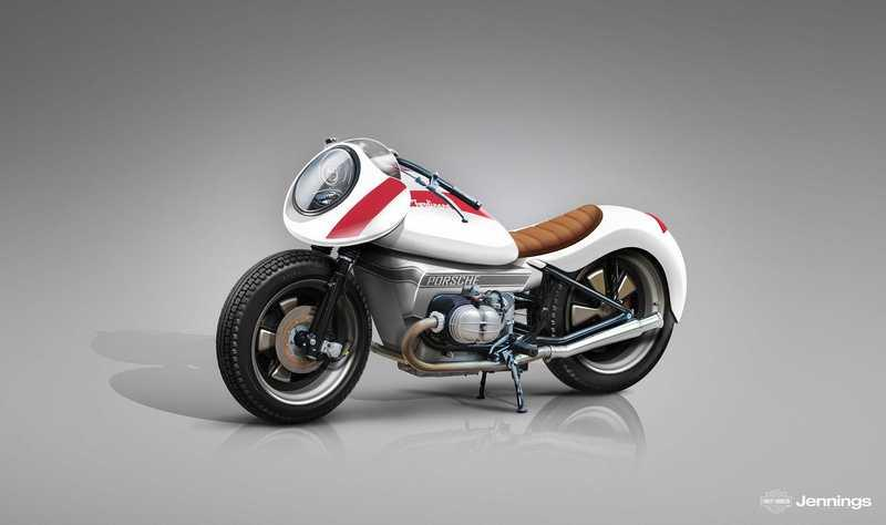 What if these car companies made motorcycles? Exterior - image 763493