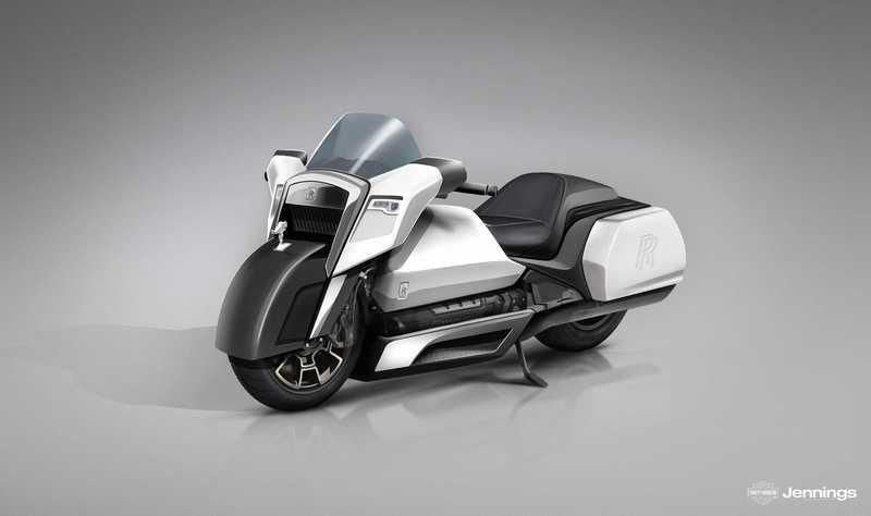 What if these car companies made motorcycles? Exterior - image 763495