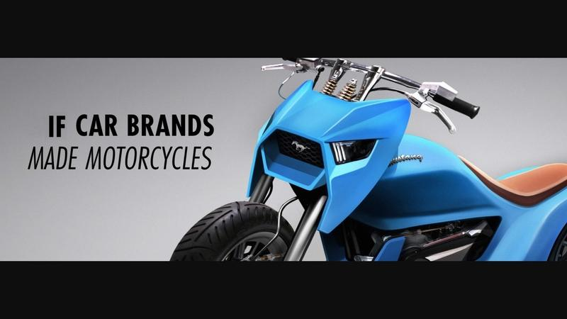 What if these car companies made motorcycles?