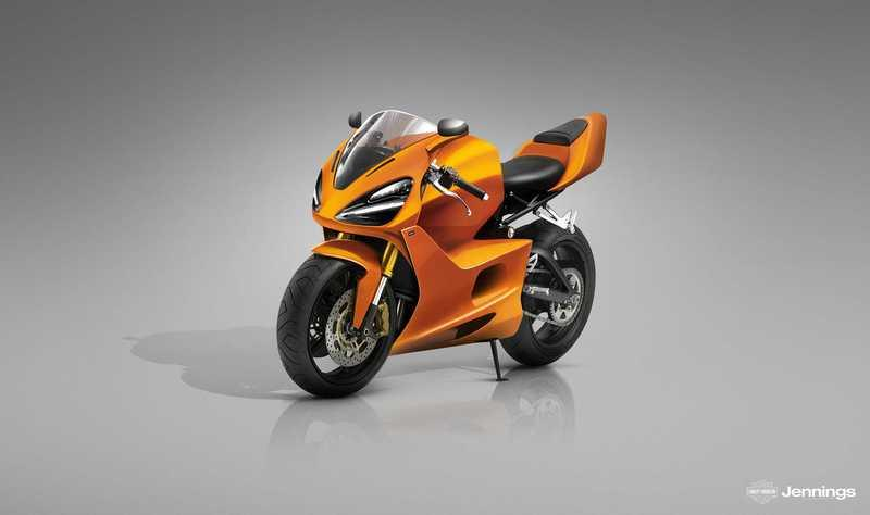 What if these car companies made motorcycles? Exterior - image 763491