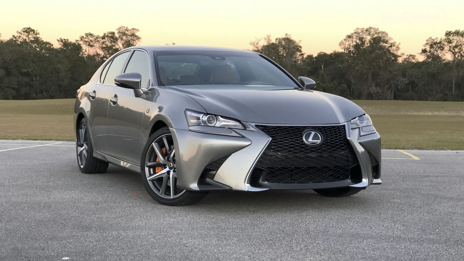Is There A Difference Between The 2017 Lexus GS 200t And