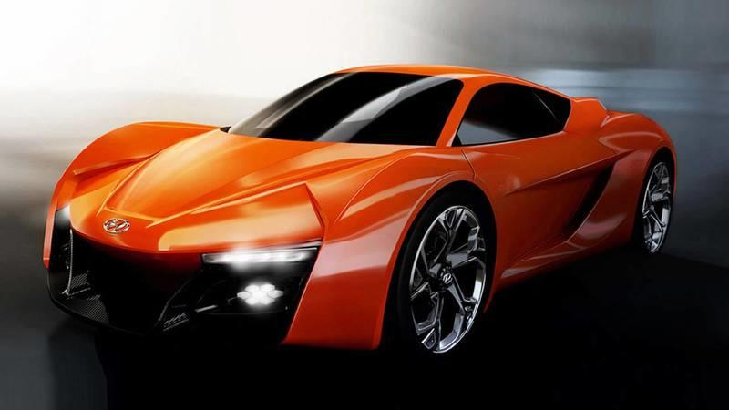 Wonders Will Never Cease - Hyundai is Seriously Working on a Supercar - image 756909