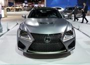 10 Years of Lexus' F Series Culminates With Pair of Chicago Auto Show-bound Special Edition models - image 766269