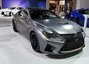 10 Years of Lexus' F Series Culminates With Pair of Chicago Auto Show-bound Special Edition models - image 766270