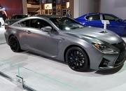 10 Years of Lexus' F Series Culminates With Pair of Chicago Auto Show-bound Special Edition models - image 766271
