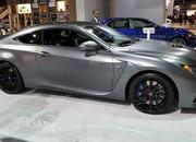 10 Years of Lexus' F Series Culminates With Pair of Chicago Auto Show-bound Special Edition models - image 766272