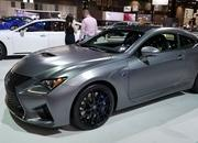 10 Years of Lexus' F Series Culminates With Pair of Chicago Auto Show-bound Special Edition models - image 766267