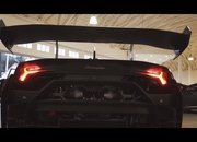 14-Year-Old Gets a Lamborghini Huracan Super Trofeo Evo for His Birthday - image 770883