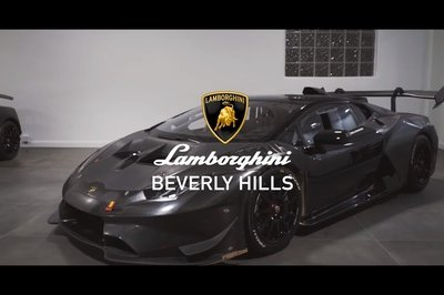 14 Year Old Gets A Lamborghini Huracan Super Trofeo Evo For His Birthday |  Top Speed. »