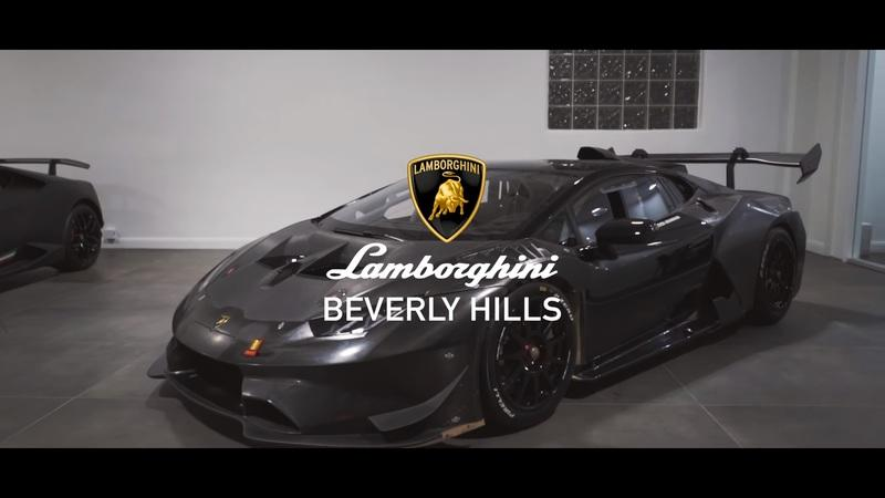 14-Year-Old Gets a Lamborghini Huracan Super Trofeo Evo for His Birthday