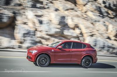 The 2018 Stelvio Quadrifoglio Will Set You Back $81,590 with Destination Fees - image 768836