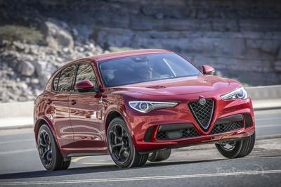 The 2018 Stelvio Quadrifoglio Will Set You Back $81,590 with Destination Fees - image 768837