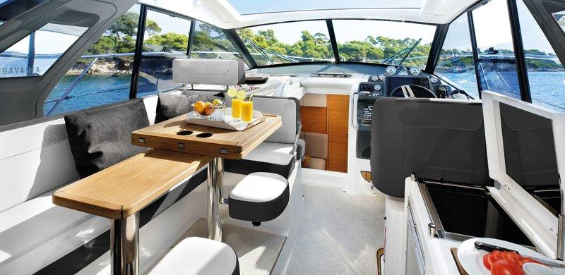2018 Bavaria S36 Interior High Resolution - image 766392