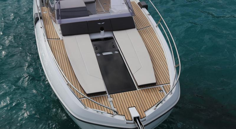 2018 Beneteau Flyer 8.8 SUNdeck Exterior High Resolution - image 764897