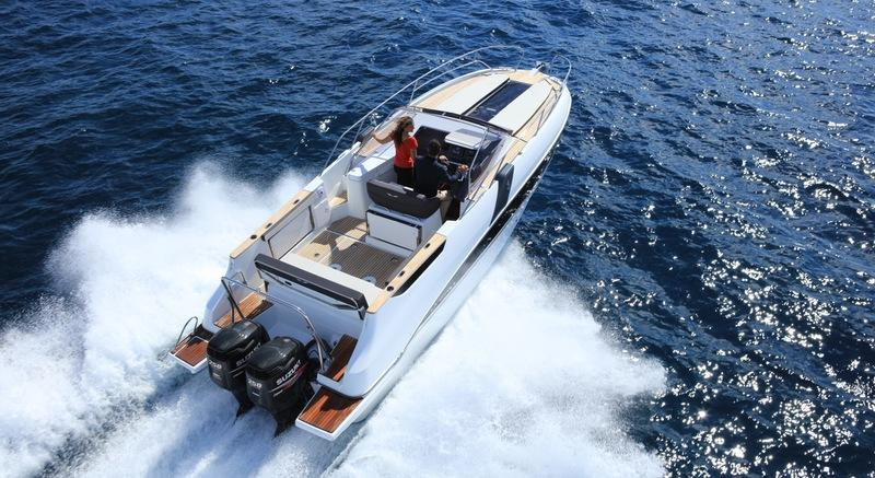 2018 Beneteau Flyer 8.8 SUNdeck Exterior High Resolution Wallpaper quality - image 764886