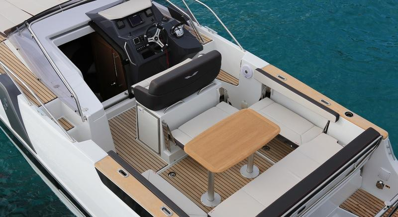 2018 Beneteau Flyer 8.8 SUNdeck Exterior High Resolution - image 764893