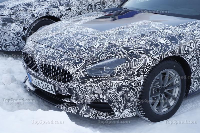 2019 BMW Z4 M Coupe Could Look Like This