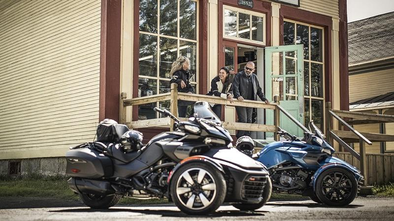 2018 Can-Am Spyder F3-T / F3-T Limited