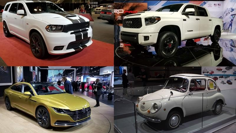 2018 Chicago Auto Show – Best In Show
