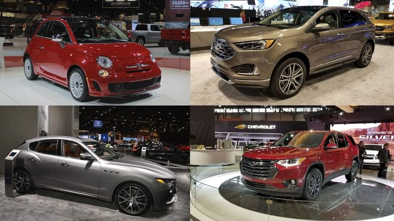 2018 Chicago Auto Show – Worst In Show