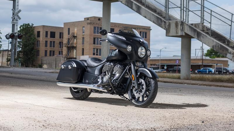 2015 - 2018 Indian Chieftain / Chieftain Dark Horse - image 765484