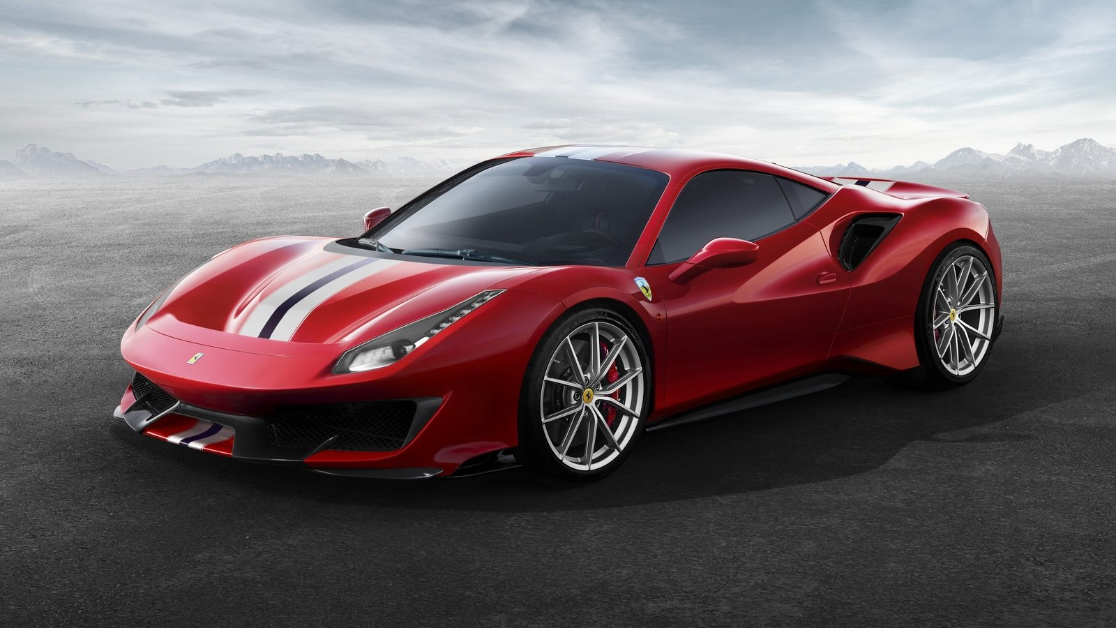 2018 Ferrari 488 Pista Pictures Photos Wallpapers And Video Top Speed