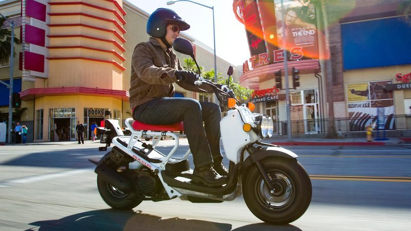 Scooter With Seat >> 2015 - 2019 Honda Ruckus | Top Speed