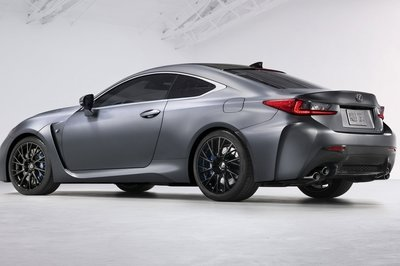 2018 Lexus RC F 10th Anniversary Special Edition - image 765613
