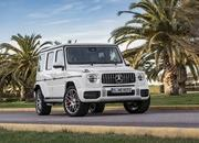 Mercedes-AMG Debuts 2019 G63 With 577 horsepower! - image 767693