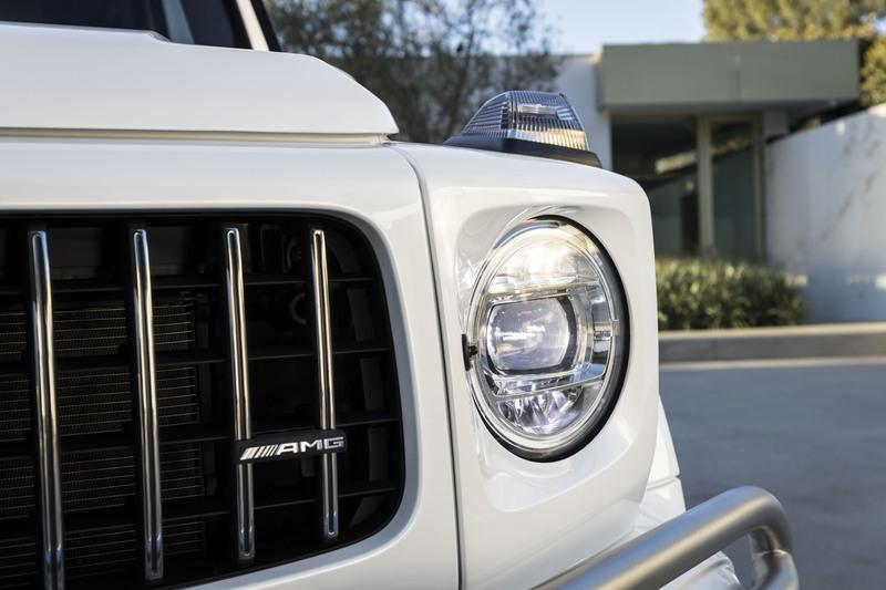 The Mercedes G-Glass Could be offered in AMG 63 S and Maybach Forms Soon