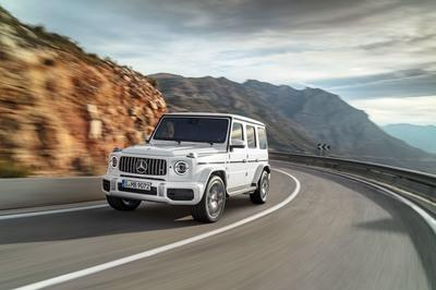 Mercedes-AMG Debuts 2019 G63 With 577 horsepower! - image 767721