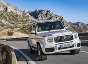 Mercedes-AMG Debuts 2019 G63 With 577 horsepower! - image 767730