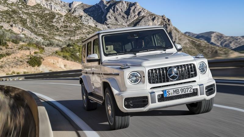 Can an Electric Mercedes G-Class Live Up to its 40+ Year Legacy?