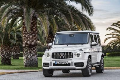 Mercedes-AMG Debuts 2019 G63 With 577 horsepower! - image 767688
