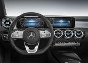 The C-Class Won't Get Mercedes' New MBUX Infotainment System from the A-Class Until the Next-Gen Model is Born - image 765001