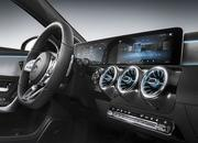 The C-Class Won't Get Mercedes' New MBUX Infotainment System from the A-Class Until the Next-Gen Model is Born - image 765012