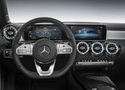 The C-Class Won't Get Mercedes' New MBUX Infotainment System from the A-Class Until the Next-Gen Model is Born - image 765013