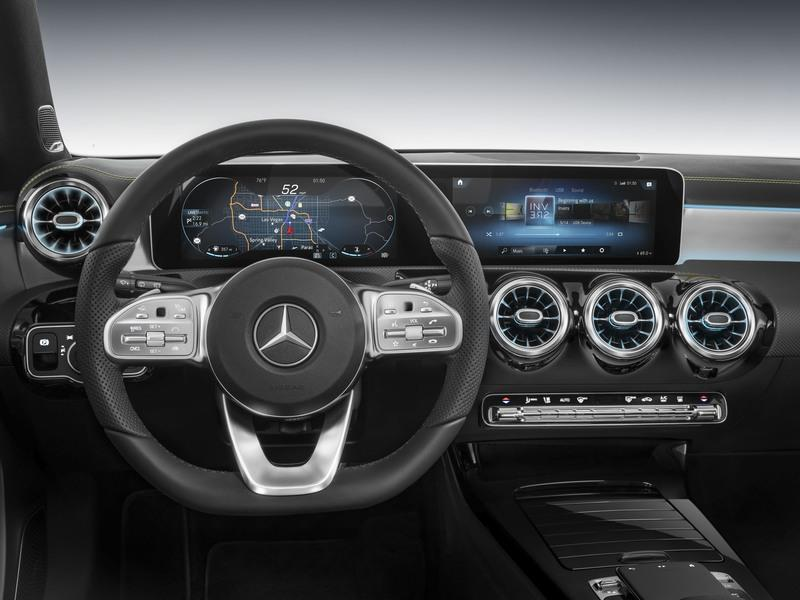 The C-Class Won't Get Mercedes' New MBUX Infotainment System from the A-Class Until the Next-Gen Model is Born