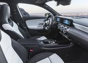 The C-Class Won't Get Mercedes' New MBUX Infotainment System from the A-Class Until the Next-Gen Model is Born - image 764937