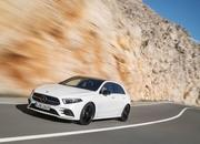 New Mercedes A-Class Hatchback Not Coming to the U.S.; You can Buy it in Canada though - image 764944