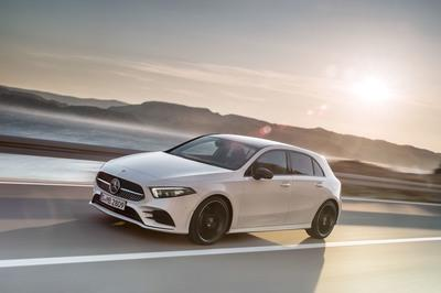 New Mercedes A-Class Hatchback Not Coming to the U.S.; You can Buy it in Canada though - image 764946
