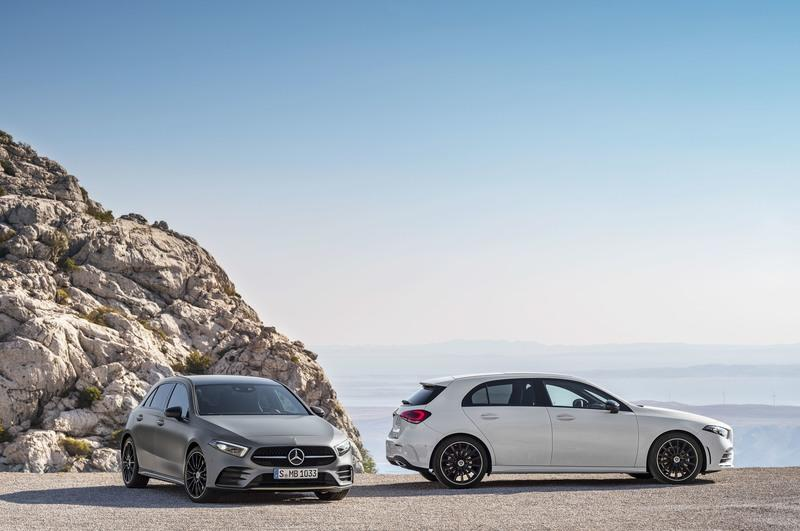 New Mercedes A-Class Hatchback Not Coming to the U.S.; You can Buy it in Canada though