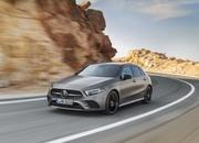New Mercedes A-Class Hatchback Not Coming to the U.S.; You can Buy it in Canada though - image 764956