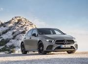 New Mercedes A-Class Hatchback Not Coming to the U.S.; You can Buy it in Canada though - image 764966
