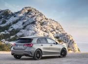 New Mercedes A-Class Hatchback Not Coming to the U.S.; You can Buy it in Canada though - image 764968